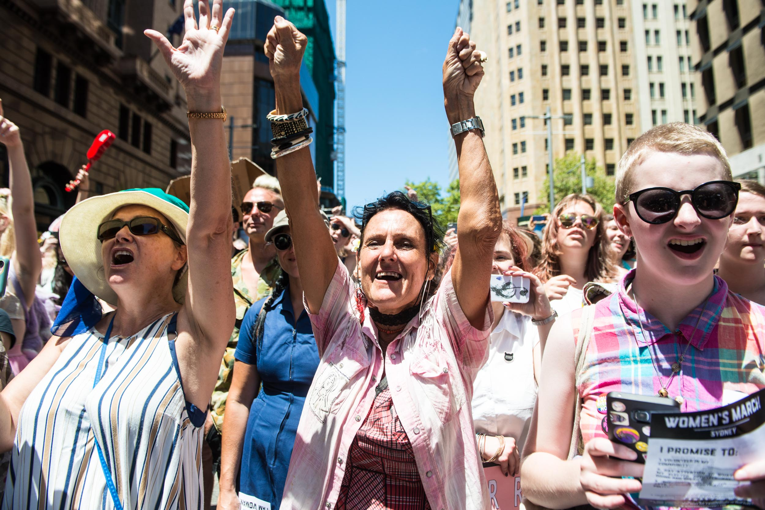 womens march - Current events - Photo credit Nicola Bailey.jpg