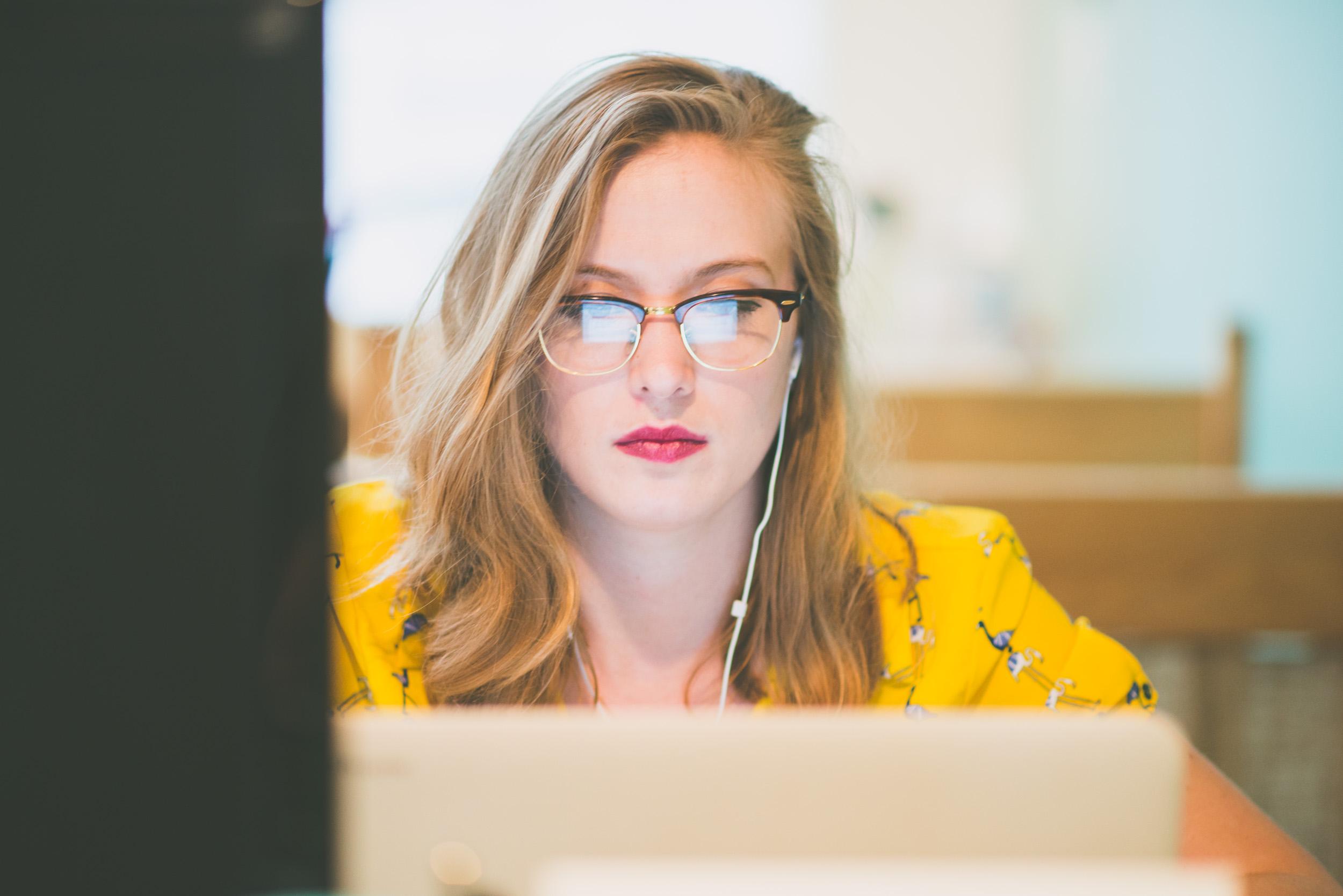 Woman hard at work- worklife portraits -  photo credit Nicola Bailey.jpg