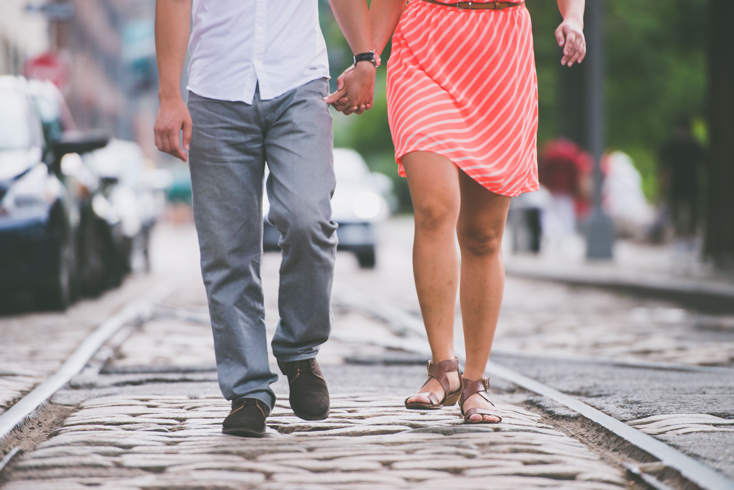 Legs walking - Engagement Portraits - Photo credit Nicola Bailey.jpg