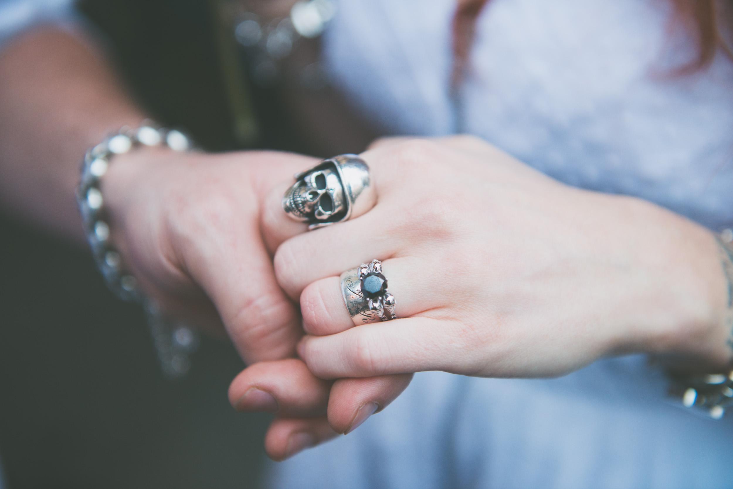 Rock rings - Engagement portraits -  Photo credit Nicola Bailey.jpg
