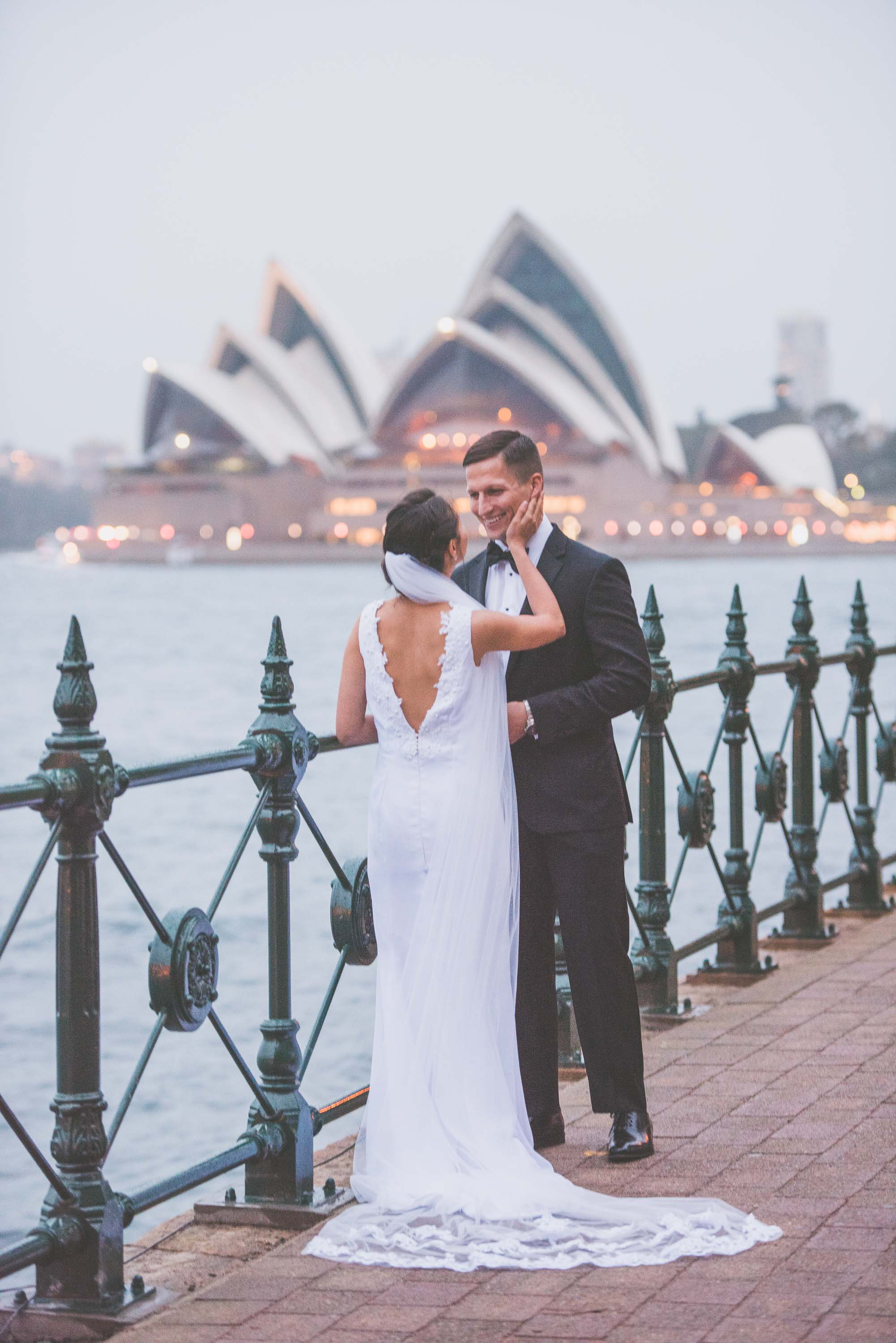 Drew and Purevsuven wedding - in front of Opera House - Photo credit Nicola Bailey.jpg