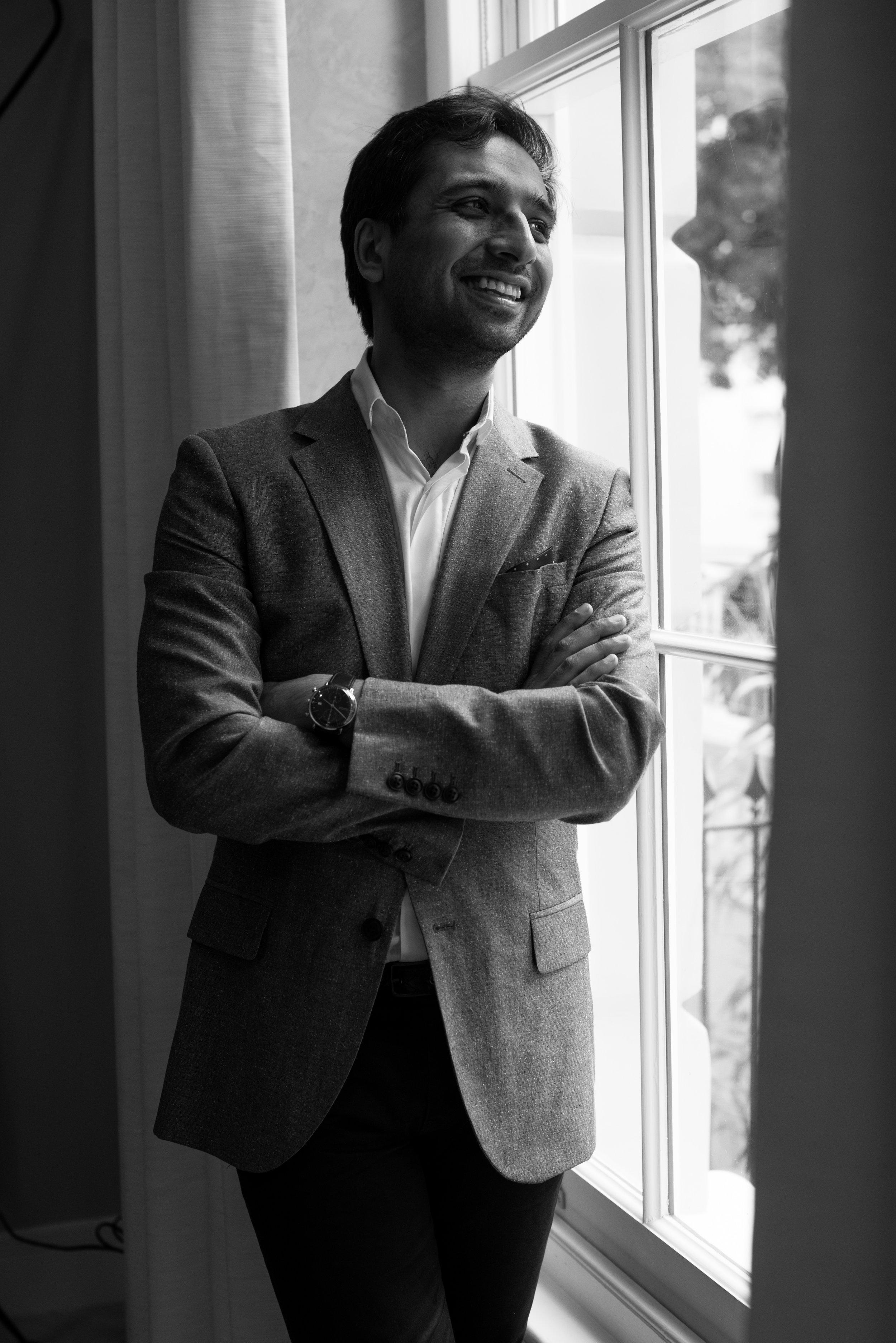 Shahil Kotecha | Chief Executive Officer & Principal