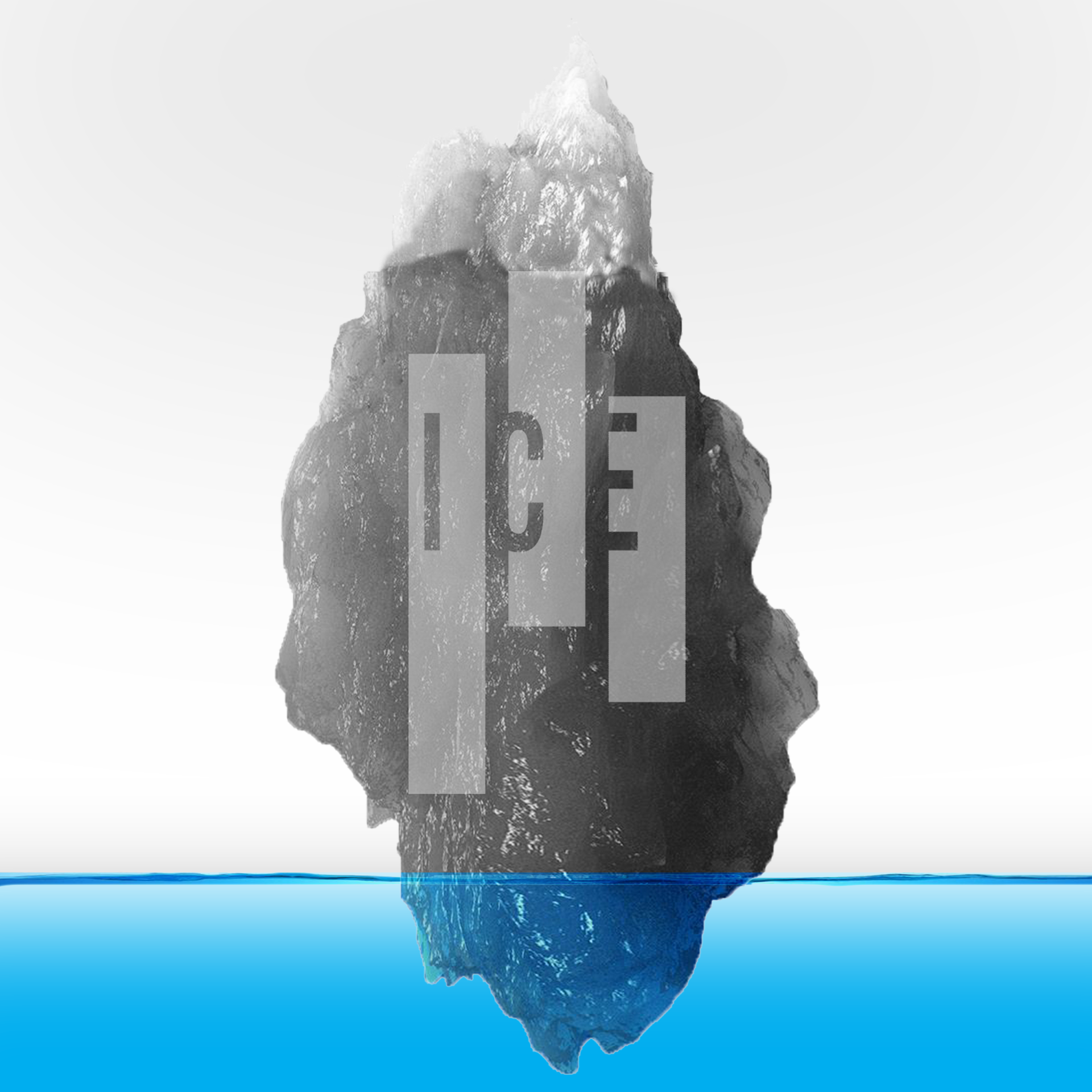 HELP US FILL UP THE ICEBERG!  -