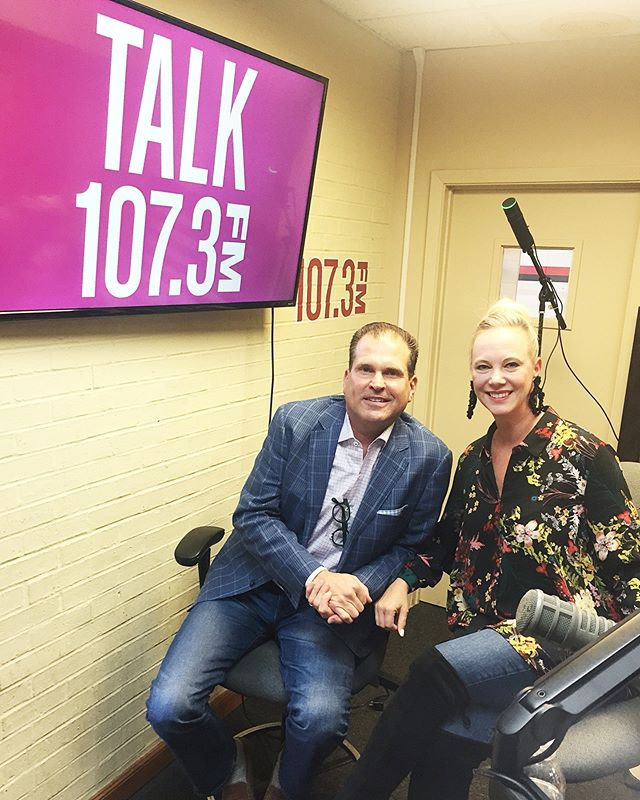 Had so much fun talking business + entrepreneurship with our friends at The Brand with Carey Guglielmo Talk 107.3FM . . Baton Rouge, make sure to tune in to 107.3 FM  this Saturday (12/1) at 1pm and on Sunday (12/2) at 10am to catch the show! Or you can listen anytime on The Brand's podcast episode on www.thebrandbr.com
