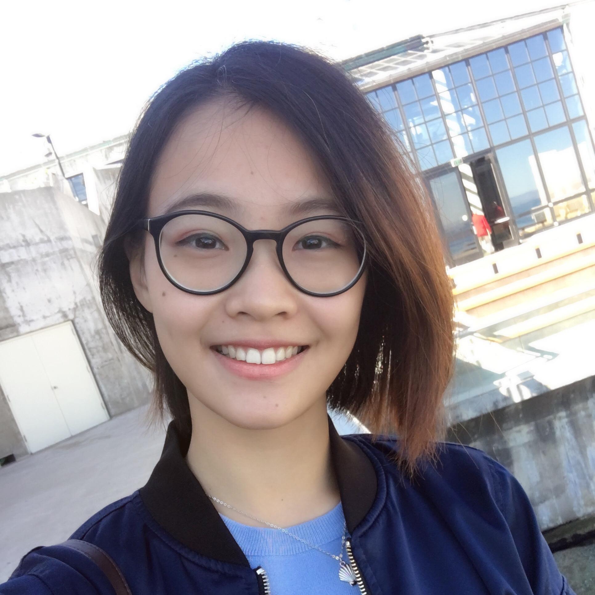 Ann Wong  Whitcome Fellow  Undergraduate