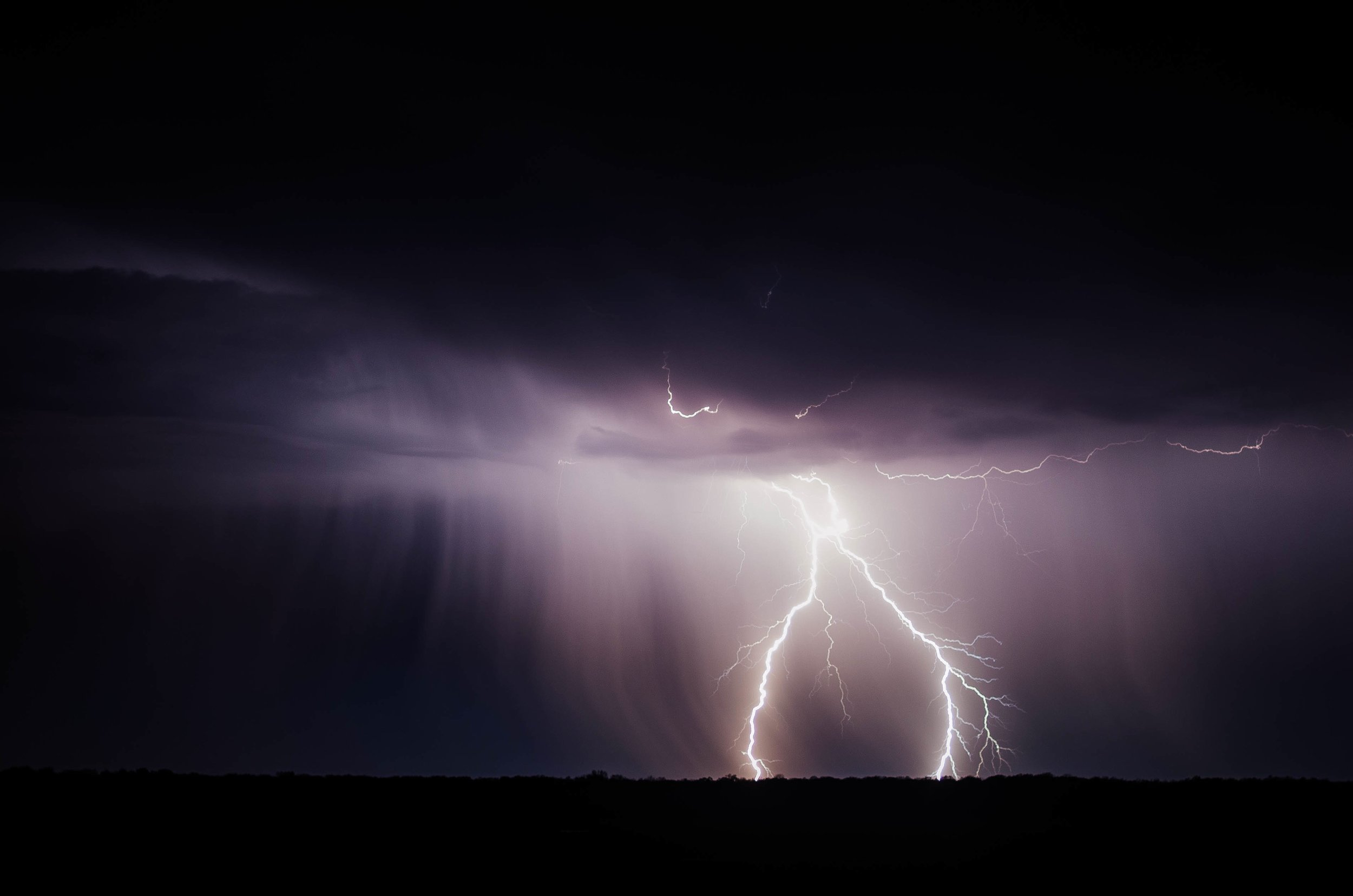 Fire & Lightning Insurance - We offer coverage against loss by fire or lightning to homes, outbuildings, farm equipment, livestock, home contents, and apartment contents.