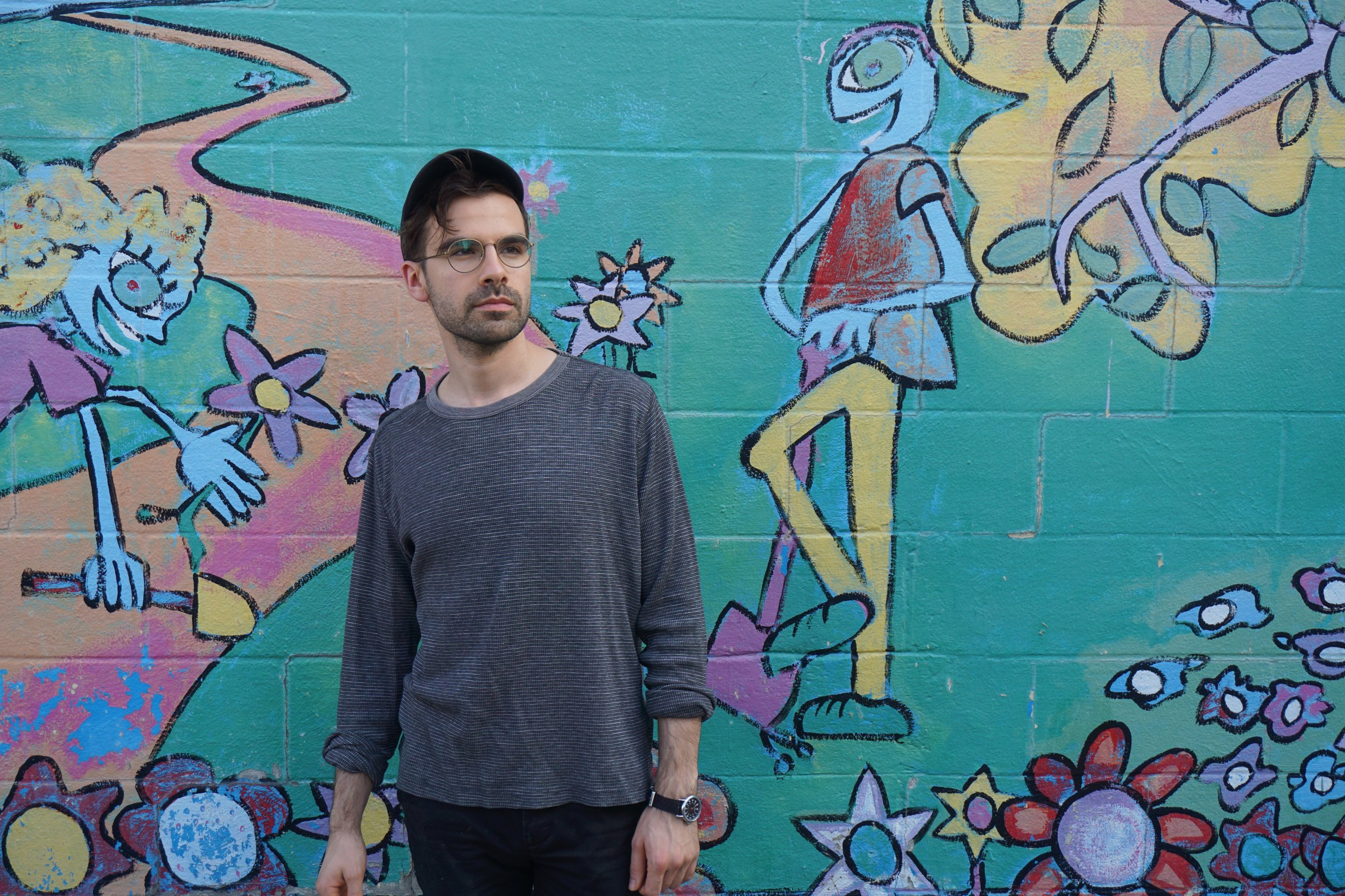 Joseph Barrios   -  [On making music]  I think its important to make music unbounded and to really write for yourself before you consider what an audience is going to perceive what your music is really going to be. I'm at a really nice point right now because I'm a super new artist, so I haven't really defined what my sound is yet, so it allows me to really try out a lot of new sounds.