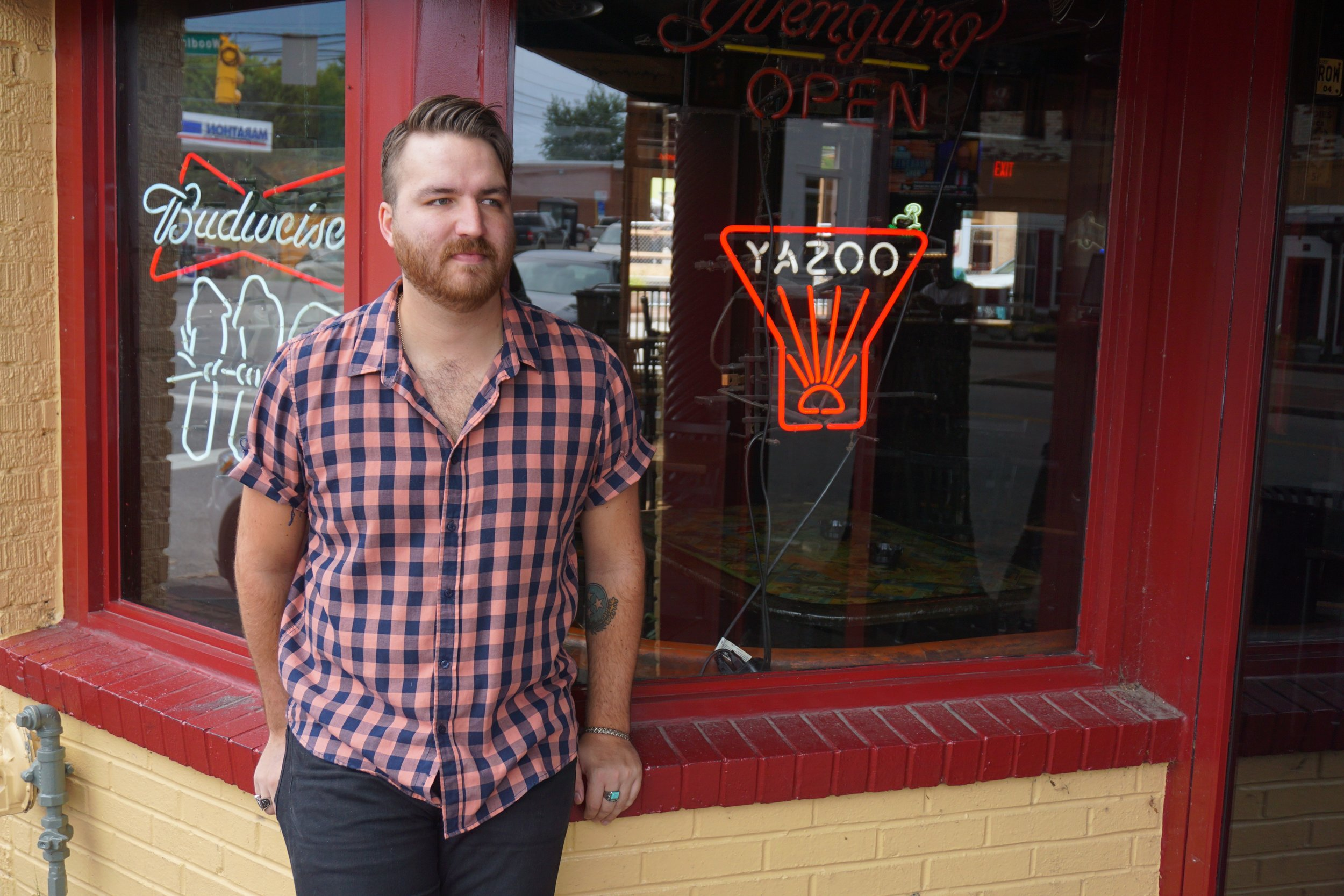 "Ethan Samuel Brown  - [On running sound around Nashville]  I don't know, there's a lot of stuff that's really good that's not particularly in my wheelhouse, or on my radar - that's probably the neat thing about being in Nashville. I can enjoy myself running sound for just about any show, but I don't know. Nobody really ""sucks,"" even if their genre isn't your bag."