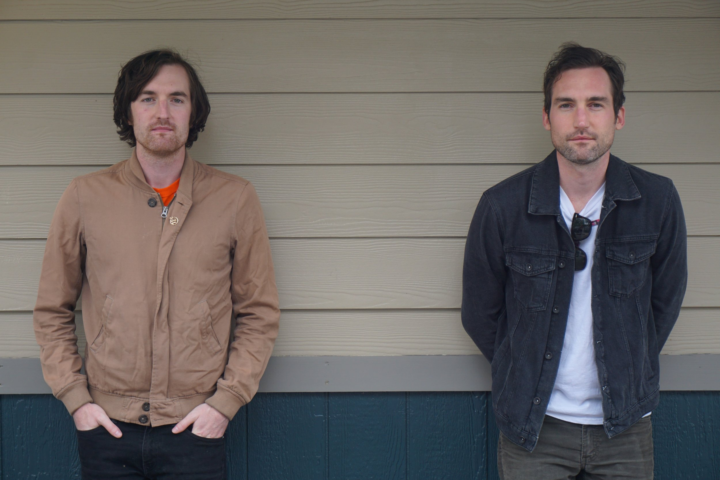 Airpark -  [Ben Ford (right), on the dynamics of releasing music as a new(er) band] -  ...it's more important to get more frequent smaller amounts of music out versus doing twelve songs and then not putting anything out for two years as a new band just didn't seem to make a lot of sense. I think the attention spans are getting smaller and smaller.