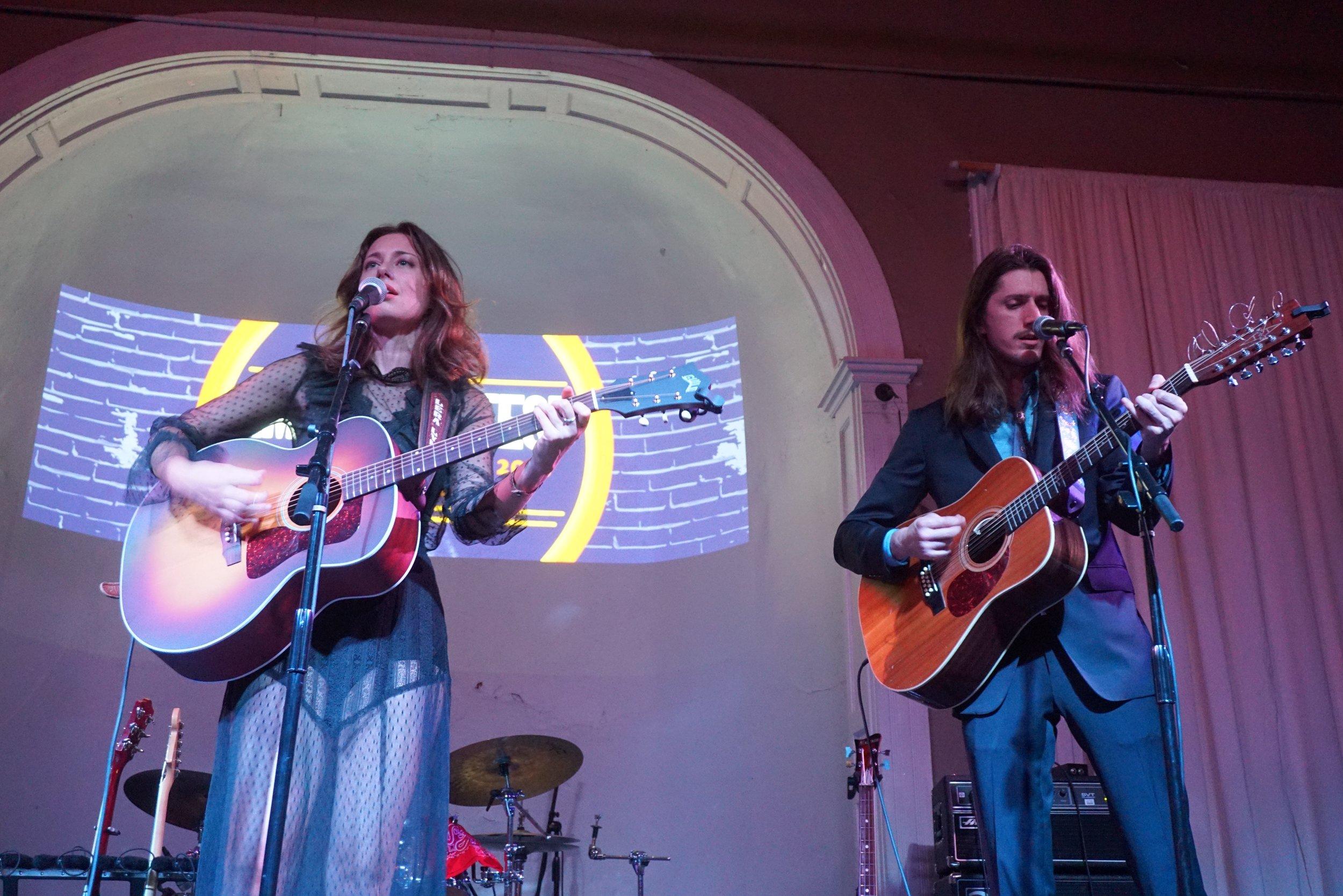 Lera Lynn with Reuben Bidez