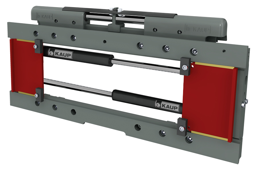 FORK POSITIONERS - Fork positioners can easily handle loads with varying widths to help meet complex material handling demands.