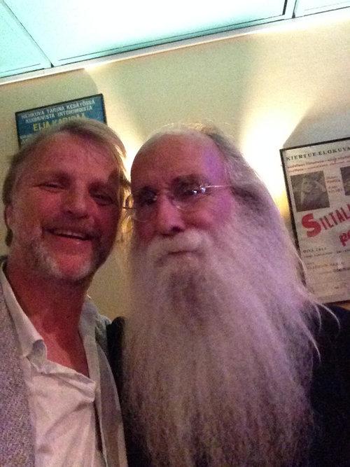 Leland Sklarin kanssa 2016 rav. Dubrovnik, Helsinki