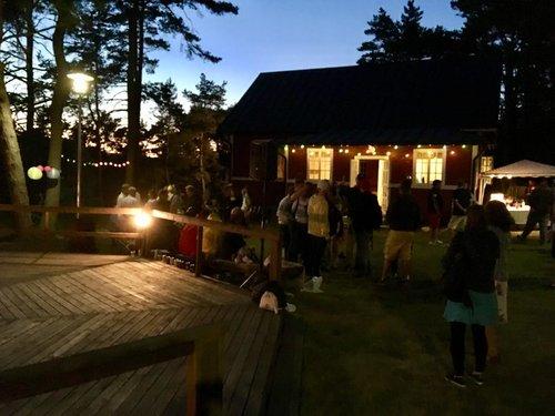 Nötö sommarfest heinäkuu 2018