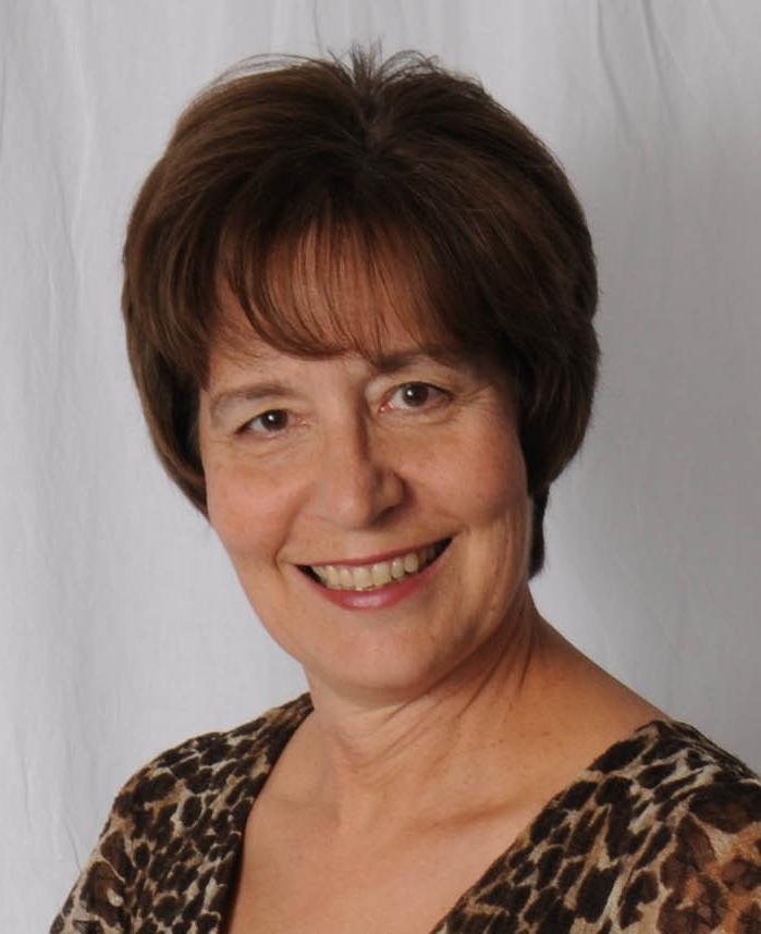Connie Branton Senior Singles Ministry Leader