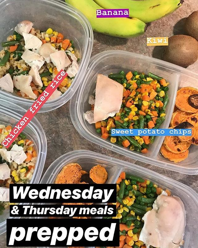 When clients tag me in their meal prep photos! This makes me a happy coach😁 • • #healthyliving #mealprep #cutlikeadiamond #fitnesscoach #fitnessmotivation #finecutfitness #failingisnotanoption