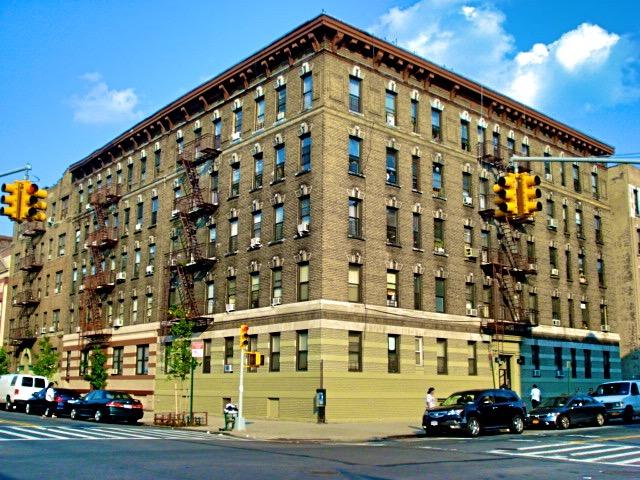 My old neighborhood in Washington Heights, NY.