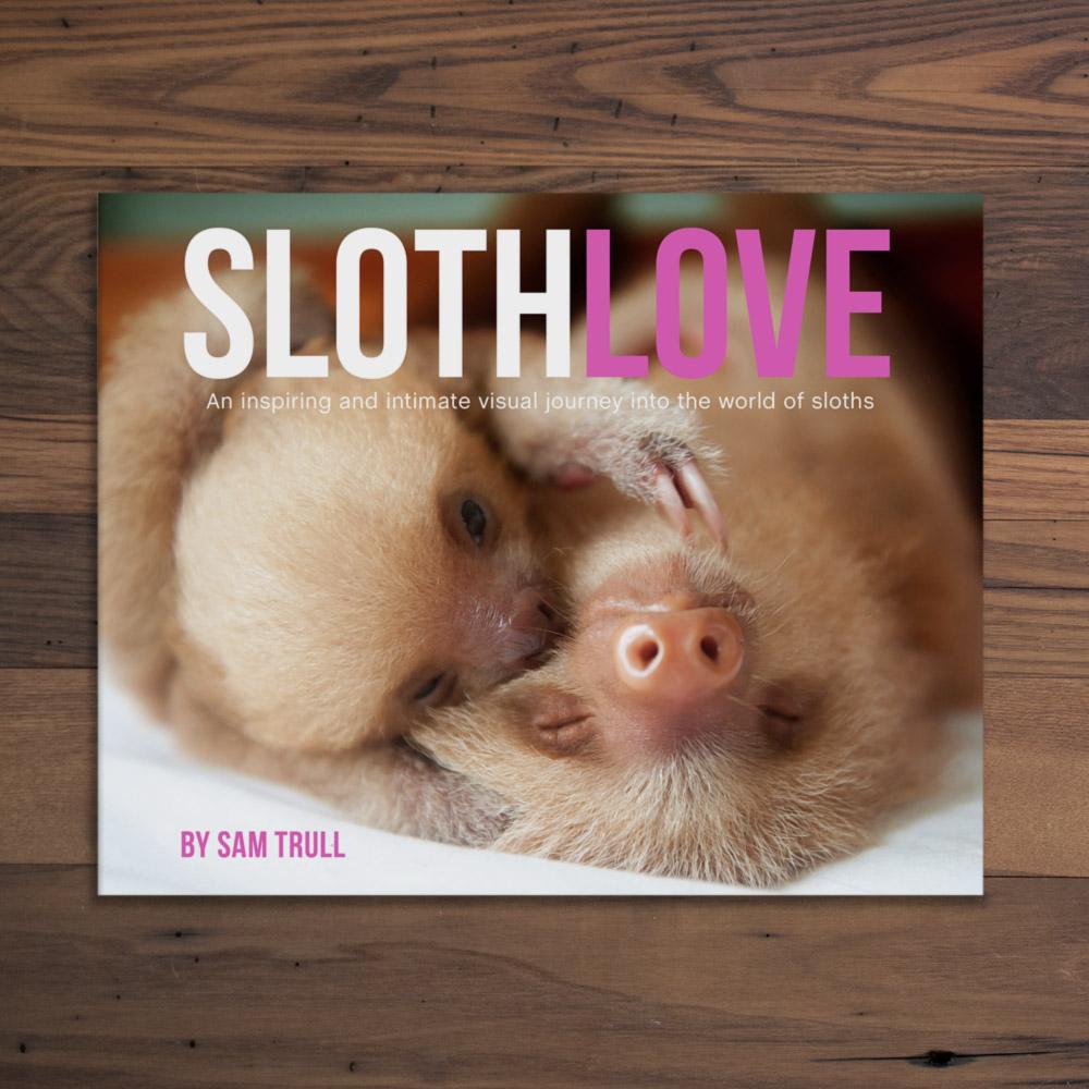 Slothlove cover design