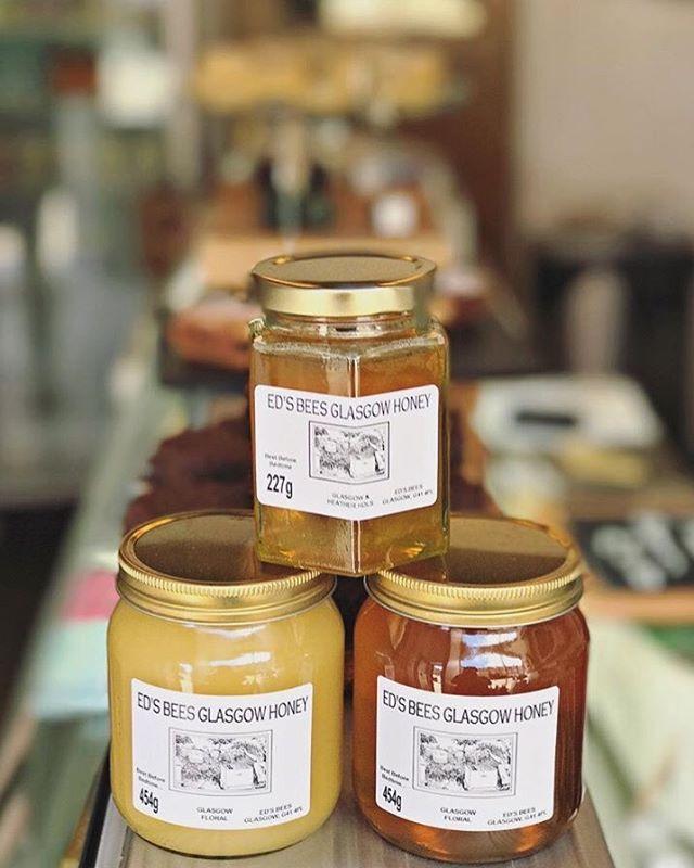 Heavenly local honey by Ed's bees honey 🍯 🐝