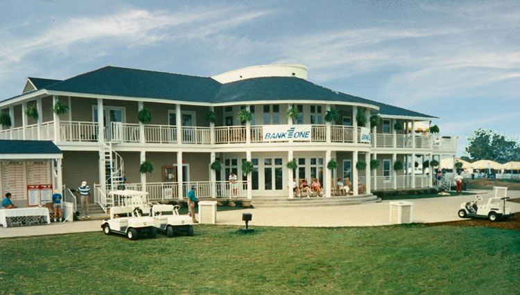 Kearney Hills Golf Course Club House