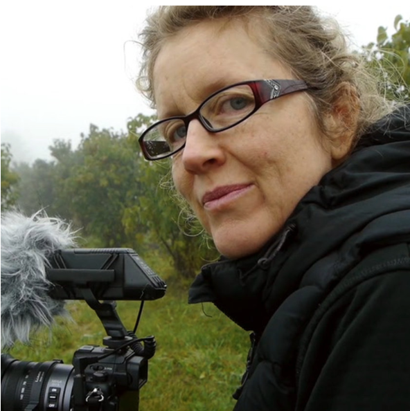 Lucia Small, co-editor - Lucia is an award-winning independent filmmaker best known for her daring, boundary-pushing first person non-fiction work — MY FATHER, THE GENIUS (2002), THE AXE IN THE ATTIC (2007), and ONE CUT, ONE LIFE (2014). She also works as an editor and story consultant. Her credits include Brittany Huckabees' AFTER FIRE (2016), Gerald Peary's ARCHIE'S BETTY (2015), Lyda Kuth's LOVE AND OTHER ANXIETIES (2010) and Fiona Turner's EAT UP (2019), for which she won an editing award at the Independent Film Festival Boston.