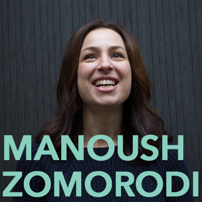 Manoush Zomorodi