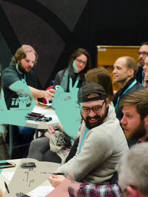 CONNECTION - VoxCon is intentionally intimate: just 200 spots available. From the jump you'll connect with a community of likeminded people; passionate about leading, creating, and communicating in a way that demands attention and inspires others to action.