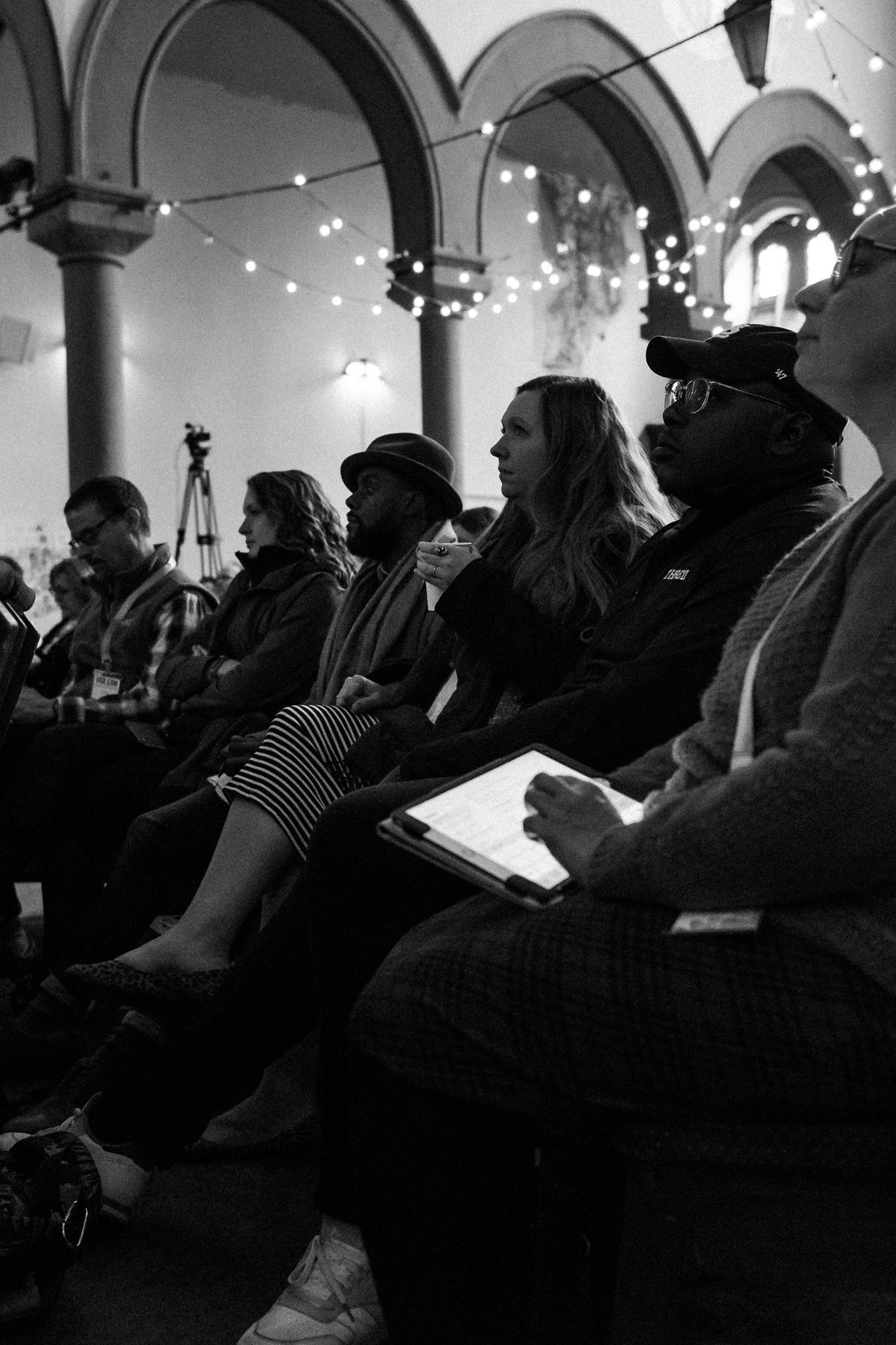 INSTRUCTION - Through Main Stage presentations, Micro Sessions, and in Workshops you'll be equipped with practical insights and applicable skills for growing in your creativity, communication, and adding to the common good. We promise.