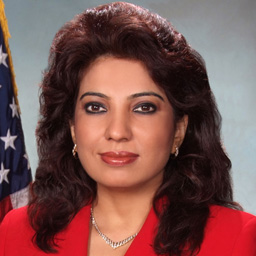 Poonam Alaigh, MD - CEO of Alaigh Care Associates and research professor at the University of Pittsburgh. Former Acting Under Secretary of Health at the Veterans Health Administration, Commissioner of the Department of Health and Senior Services of New Jersey, and co-founder of Atlantic ACO.