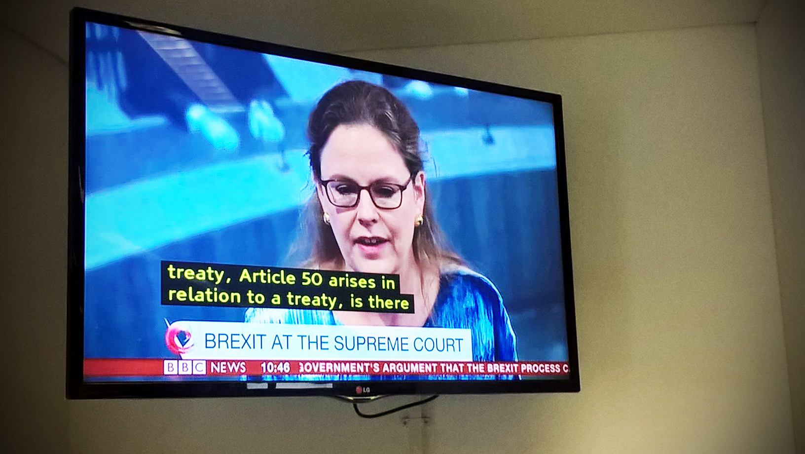 Chair of the Bar Chantal-Aimée-Doerries QC interviewed by the BBC on the Lord Chancellor's response to criticisms of the judiciary