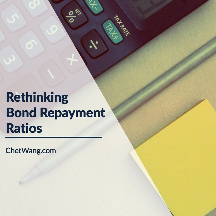 Rethinking Bond Repayment Ratios