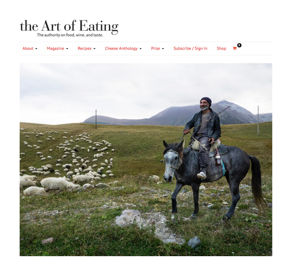 2017 the Art of Eating