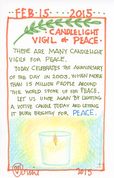 Candlelight Vigil 2015