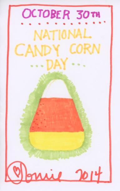 Candy Corn 2014