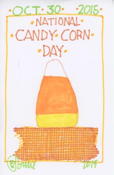 Candy Corn 2015