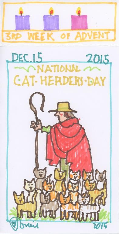 Cat Herder's 2015