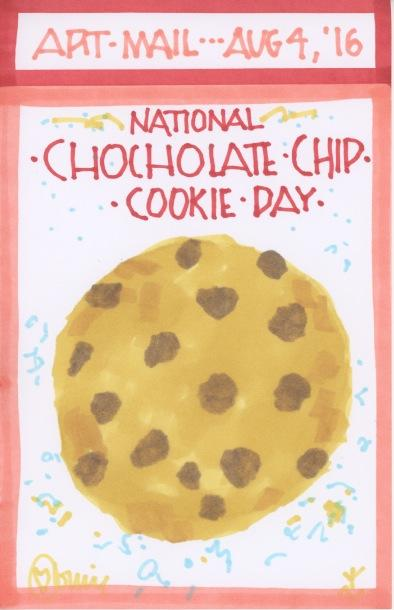 Chocolate Chip Cookie 2016