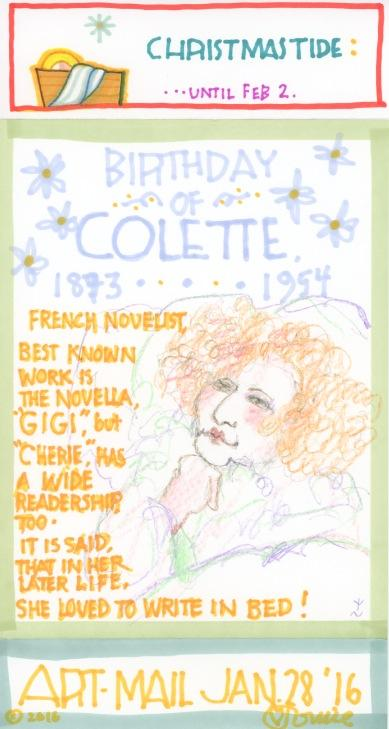 Colette 2016