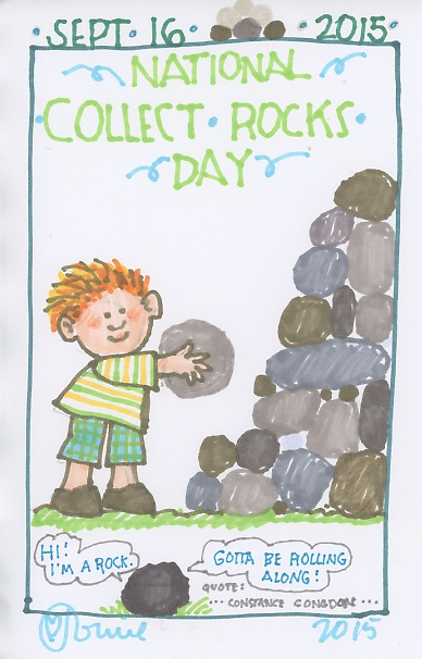 Collect Rocks 2015