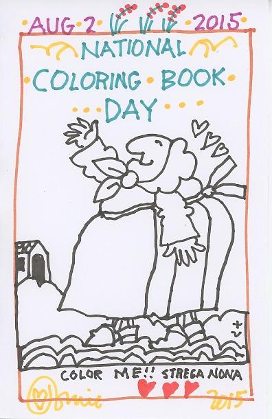 Coloring Book 2015