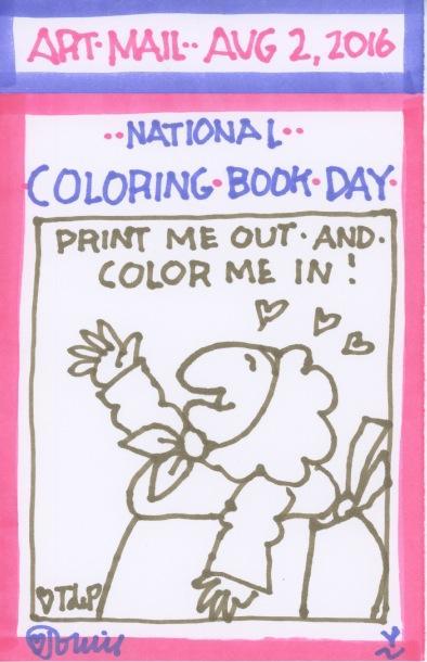 Coloring Book 2016