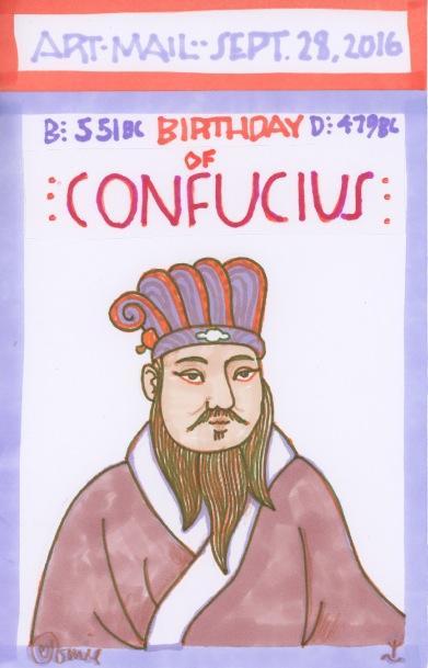 Confucius 2016