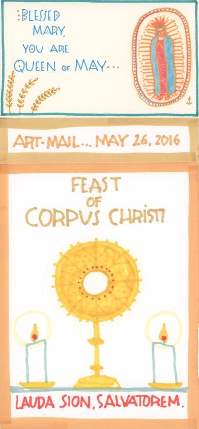Corpus Christi 2016