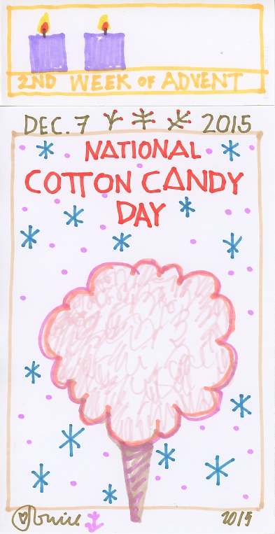 Cotton Candy 2015