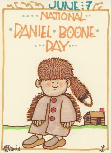 Daniel Boone 2017