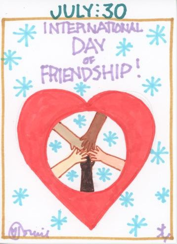 Day of Friendship 2017