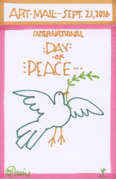 Day of Peace 2016