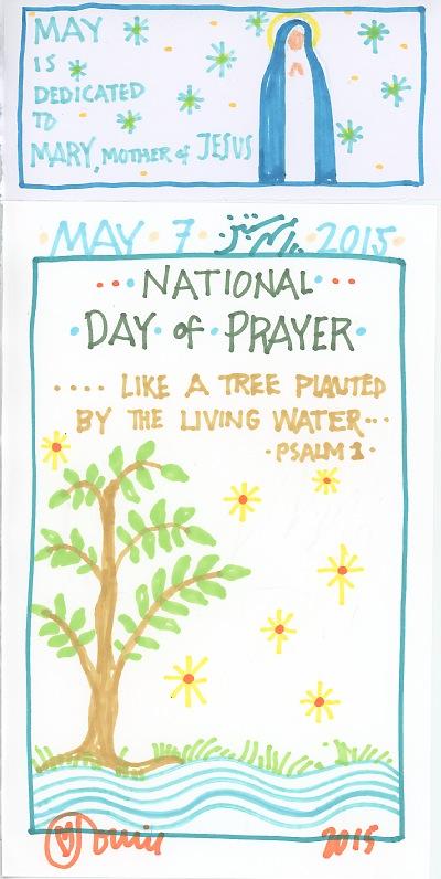 Day of Prayer 2015