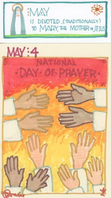 Day of Prayer 2017