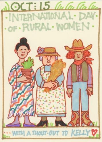 Day of Rural Women 2017