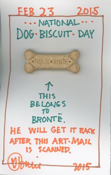 Dog Biscuit 2015
